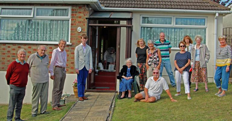 Farewell to Wyn Bouchard – Cook Extraordinaire